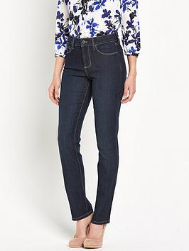 Nydj Sheri High Waisted Slimming Skinny Jeans