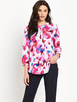 nydj-marseilles-floral-neon-pop-blousenbsp