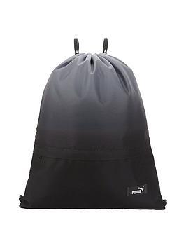 puma-older-boys-tonal-print-gym-bag