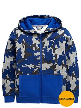puma-older-boys-camo-full-zip-hoody