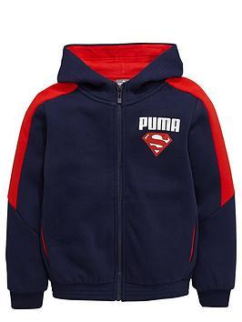 puma-superman-younger-boys-hoody