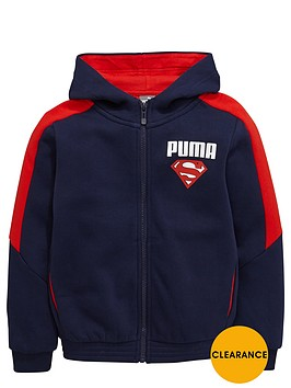 puma-superman-younger-boys-hoody