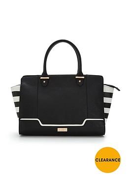 lipsy-stripe-detail-tote-bag