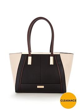 lipsy-colourblock-tote-bag