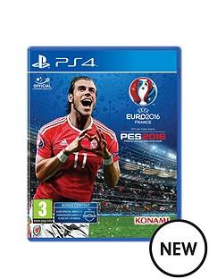 playstation-4-pes-2016-uefa-euro-2016-edition