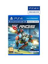 RIGS : Mechanised Combat League - PlayStation VR
