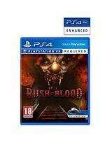 Until Dawn : Rush of Blood - PlayStation VR