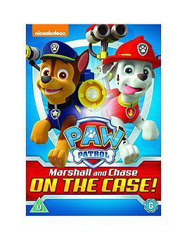 paw-patrol-paw-patrol-marshal-amp-chase-on-the-case-dvd