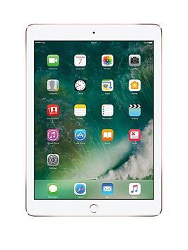 Apple Ipad Pro 128Gb WiFi &Amp Cellular 9.7In  Rose Gold