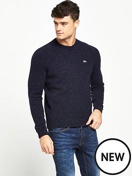 lacoste-sportswear-fleck-jumper