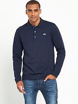 Sport Long Sleeved Polo