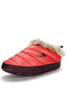The North Face Nse Tent Mule Faux Fur Ii