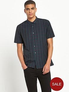 river-island-short-sleeved-checked-shirt