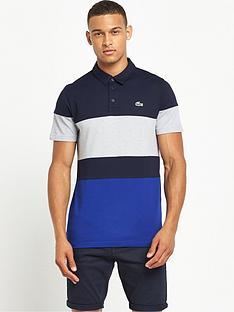 lacoste-sport-block-stripe-polo
