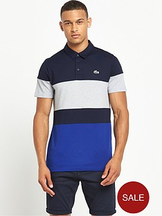 lacoste-sport-block-stripe-polo
