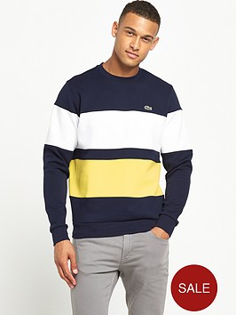 lacoste-sportswear-block-stripe-sweat