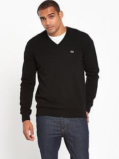 lacoste-sportswear-v-neck-jumper