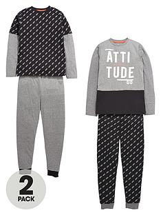 v-by-very-boys-attitude-lightning-pyjamas-2-pack
