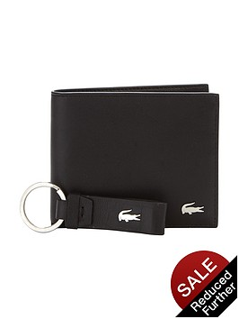 lacoste-leather-wallet-and-keyring-set