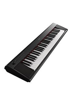 yamaha-np12-piaggero-home-keyboard-black