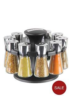 cole-mason-cole-amp-mason-hudson-10-jar-filled-herb-amp-spice-carouselrack