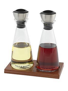 Cole & Mason Cole &Amp Mason Oil &Amp Vinegar Flow Select Pourer Gift Set