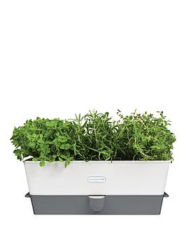 Cole & Mason Cole &Amp Mason Self  Watering Herb Keeper Triple