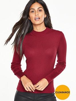 v-by-very-skinny-ribbed-jumper