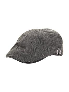 fred-perry-flat-cap