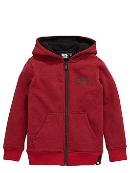 Animal Bonded Fleece Hoody