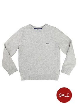 boss-quilted-sweat-top