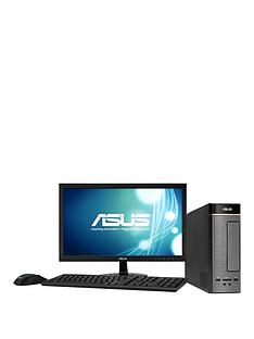 asus-k20ce-uk002t-intelreg-celeronreg-processor-4gb-ram-1tb-hard-drive-215-inch-desktop-bundle-with-optional-microsoft-office-365-personal