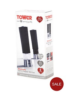 tower-set-of-2-electric-salt-and-pepper-mills