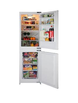 Beko Bc50Fc 54.5Cm BuiltIn FrostFree Fridge Freezer   Fridge Freezer Only