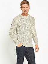 Jacob Heritage Knitted Jumper