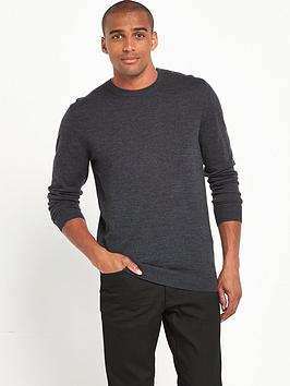 superdry-idris-elba-call-sheet-merino-button-crew-neck-jumper