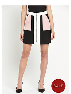 v-by-very-colour-block-a-line-skirt