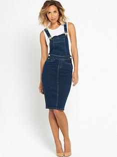 myleene-klass-denim-dungaree-dress
