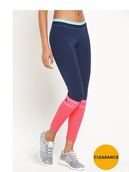 adidas-stellasport-long-mesh-tight-navypink
