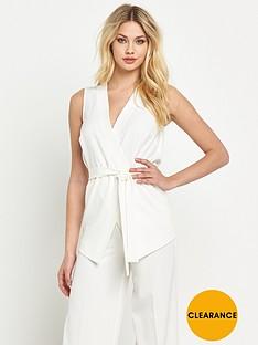 v-by-very-co-ord-wrap-waistcoat