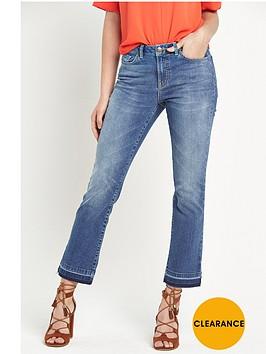 v-by-very-frayed-hem-cropped-kick-flare-jeans