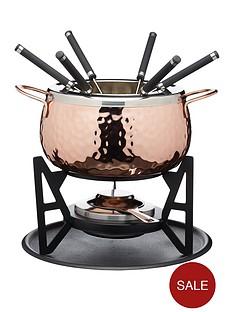 master-class-master-class-artesagrave-copper-finish-fondue-set