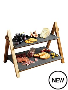 master-class-master-class-artesagrave-two-tier-serving-stand-40x30x25cm