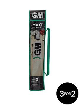 gunn-moore-maxi-cricket-set-18-inch-stumps-size-2