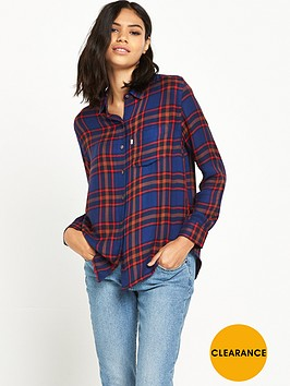 levis-levis-1pocket-check-shirt