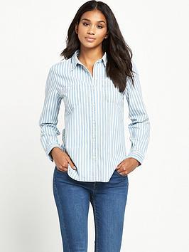 levis-levis-boyfriend-stripe-shirt