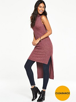 v-by-very-high-neck-rib-step-hem-tunicnbsp