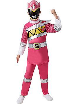 Power Rangers Pink Deluxe Power Ranger  Child Costume