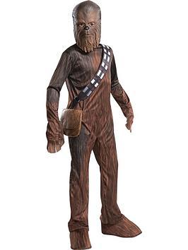 Star Wars Star Wars Chewbacca - Childs Costume Picture