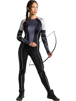 The Hunger Games Katniss &039The Games&039 Adult Costume
